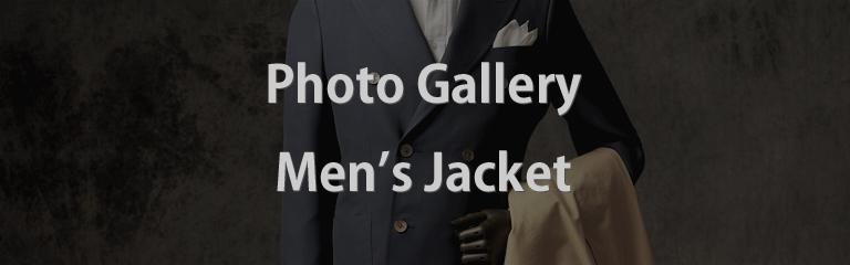 ジャケット お客様写真ギャラリー